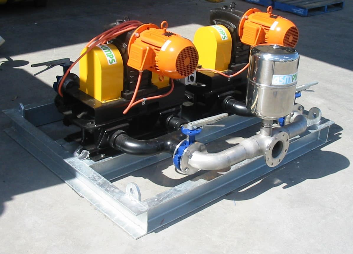 Pumps for wastewater management