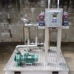 Water filtration polishing media for wastewater treatment