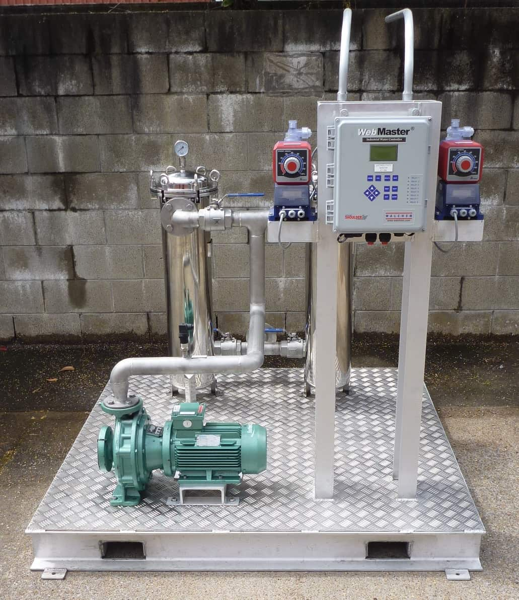 Filtration and polishing media for wastewater