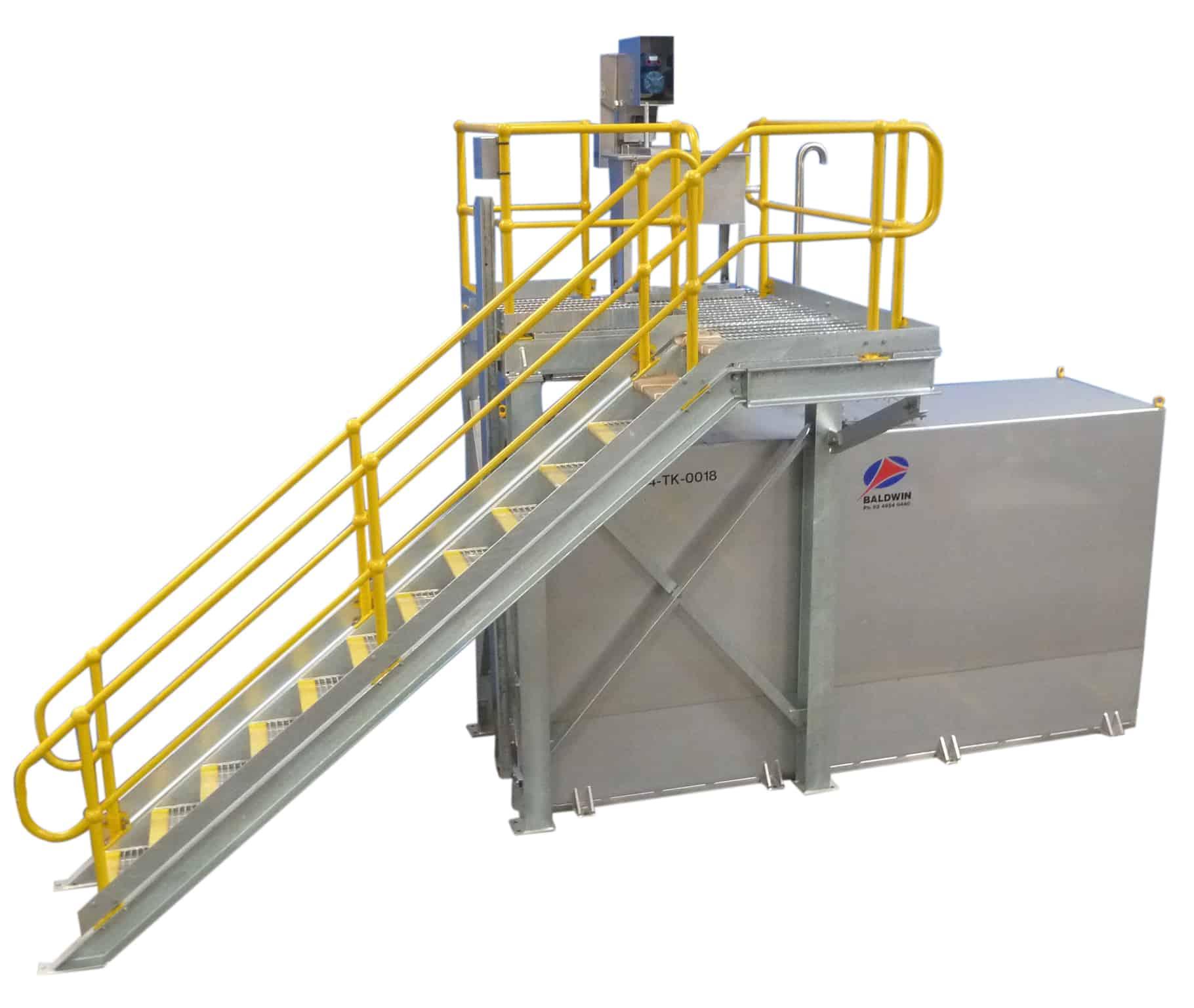 baldwin industrial systems, modular, custom process systems