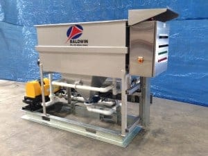 Multiple Feed Oil Water Separator 1