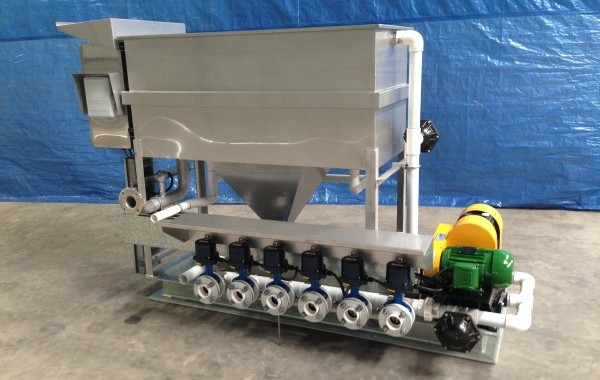 Multiple Feed Oil Water Separator